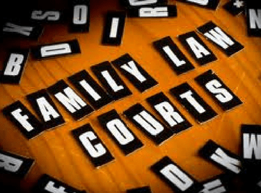 Family law courts - Home