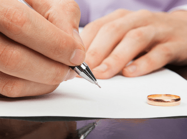 signing ring 2 - Online Divorce Application